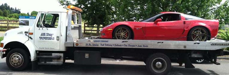 Flat Bed Services